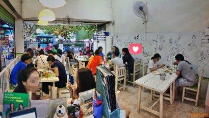 เช่า/เซ้ง‼️ ร้านอาหาร ปากซอยรามคำแหง65 เปิดมากว่า8ปี @แขวงหัวหมาก กทม
