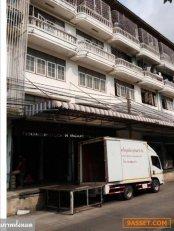 ขายกิจการทำกล่องกระดาษเป็นอาคารพานิช 6 ห้อง 4 ชั้น ตีทะลุ หน้ากว้าง 23 เมตรลึก 32 เมตร