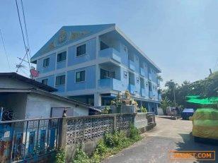 ขายอพาร์ทเม้น จ.นนทบุรี บางบัวทอง บางรักพัฒนา 24ห้อง 100ตรว 9.5ลT 0649514296