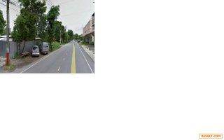 ขายที่ดิน 7-1-59 ไร่ ใช้ทำกิจการต่างๆมากมาย ติดถนนบางศรีเมือง  จ.นนทบุรี