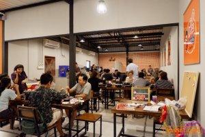 เซ้งร้านชาบูบุฟเฟ่ต์ อุปกรณ์ครบ @ในอเวนิว IPARK ถนนเลี่ยงเมืองปากเกร็ดนนทบุรี