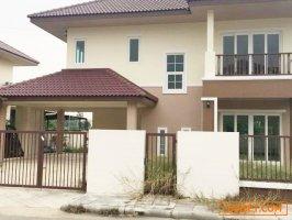 A61-0497 ขายบ้านเดี่ยว บ้านศุภากร ไพรเวทโฮม Baan Supakorn Private Home บ้านอยู่เส้นหลัก