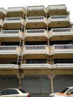 อาคารพาณิชย์ 3 คูหา 4 ชั้นครึ่ง  16 ห้อง เนื้อที่ 18x3 ตารางวา