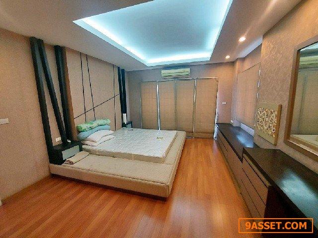 ขาย บ้านเดี่ยวบิ้วอิน-ให้เช่า 64 ตรว.สุวินทวงค์ 3นอน4น้ำ 210ตรม.แอร์ทุกห้อง ภัคภิรมย์ แอร์4