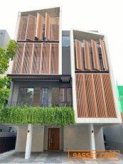 ขายบ้านเดี่ยวระดับลักซ์ชัวรี่4-ชั้นพร้อมลิฟท์-โครงการ-ERNA-EKAMAI-สุขุ�