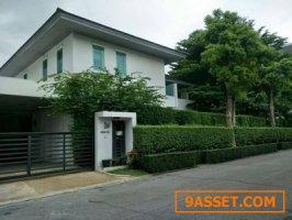 ขายบ้านเดี่ยว โนเบิล ทารา พัฒนาการ (Noble Tara Pattanakarn) บ้านขนาด 2 ชั้น (หลังมุม)