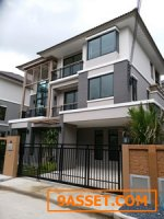 ขาย บ้านเดี่ยว 3 ชั้น  The Plant Elite เดอะแพลนท์ เอลิท พัฒนาการ 38 ขนาด 51 ตรว 4 ห้องนอน