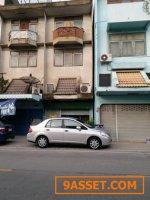 ขาย อาคารพาณิชย์ 3 ชั้นครึ่ง บางกรวยไทรน้อย บางกรวย นนทบุรี