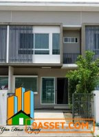 ขาย ทาวน์โฮม Land & Houses หมู่บ้าน Villaggio พระราม 2