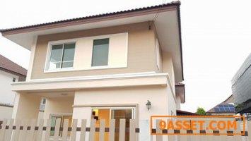 ขายบ้านเดี่ยว ราคาถูก!!!  (บ้านใหม่ซื้อมาไม่เคยอยู่)  ไม่ถึง 3 บ้าน