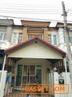 หมู่บ้านบุศรินทร์3  ราคาถูก  ซอย3/1 ถนนบางกรวย-ไทยน้อย บางรักพัฒนา นนทบุรี