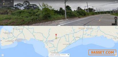 ขายที่ดิน หลายแปลง เกาะสมุย หน้าติดถนนลาดยาง  กว้าง 200 ม. กว่า หลายแปลง พื้นที่ 73 ไร่กว่า มีเลขฉโนดพร้อม
