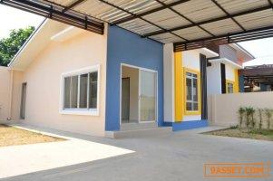 ขายบ้านปนัสยา 28 ตรว ระยอง พนานิคม ซอย 5 ราคาถูก ใกล้ชุมชน