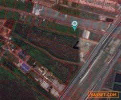 ขายที่ดิน บางนา ซอยติดกับโลตัส บางนา หมู่บ้าน รัตนธนี ซอย 9 พื้นที่ 1 ไร่ 3 งาน 14 ตร.ว.