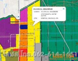 ขายที่ดินทำเลดี ใกล้นิคมอุตสาหกรรมนวนคร 13,000บาท/ตารางวา ซอยไอยรา14 ปทุมธานี 2ไร่ 1งาน (900ตารางวา) ถนนเข้าโครงการเป็นคอนกรีตอย่างดี