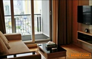PCS-61-005 For sale THE ADDRESS ASOKE 45 sq.m. 33rd floor Fully furnished