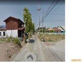 ให้เช่าที่ดิน 145.7 ตร.ว. อ.เลิงนกทา จ.ยโสธร อยู่หลังสถานีขนส่งเลิงนกทา