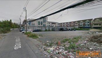 รหัสC1503  ขายที่ดินทำเลใจกลางเมืองย่านถนนลาดพร้าวซอย64 เนื้อที่ 495 ตารางวา