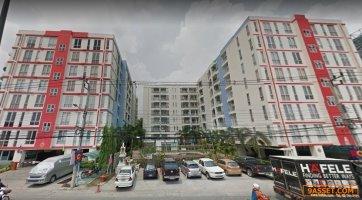 The Star Condominium งามวงศ์วาน หลังกระทรวงสาธารณะสุข ขายต่ำกว่าราคาประเมิน