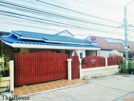 ขายบ้านพัทยากลาง 2 ห้องนอน 2 ห้องน้ำ 43 ตารางวา ซอยสุขุมวิท49