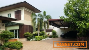 For Sales - House with Warehouse with Office .289 sq.w -45 mio.very beautiful