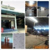 ขายโรงงาน + ออฟฟิส 3 ชั้นครึ่ง โรงกลึง เพชรเกษม114 – 141 ตรว โทร.082-245-6636