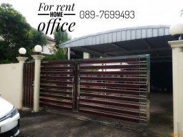 บ้านให้เช่า / สำนักงานให้เช่า / Home office for rent /Learning center (TutorRoom)