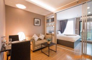 ขาย-เช่า U delight Riverfront พระราม3 ติด BRT 1 Bedroom 34 ตรม.
