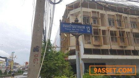 ขายอาคารพาณิชย์และพักอาศัย พื้นที่ 54 ตรว. อำเภอบ้านโป่ง จังหวัดราชบุรี