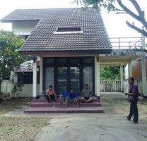 บ้านเดี่ยว 2 ชั้น ถนนชยางกูร จ.อุบลราชธานี