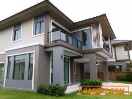ขายบ้านเดี่ยวพัฒนาการ โครงการ เดอะแพลนท์ เอ็กซคลูซีค โมเดิร์นสไตล์ The Plant Exclusique  ขนาด 114 ตรว ราคาถูก