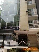 รหัสC1544  ขายอาคารพาณิชย์ 6ชั้น 2คูหาติดกันริมถนนสุขุมวิท ใกล้BTS พร้อมพงศ์