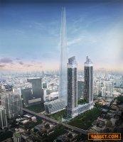 ขายคอนโด One9Five อโศก - พระราม 9 ชั้นสูง วิวสระน้ำส่วนกลาง บวกเพียง 300,000 บาท