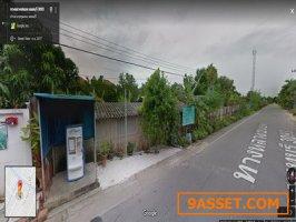 ขายที่ดิน 2 งานเหมาะสร้างบ้าน หอพัก บางขุนกอง บางกรวย นนทบุรี