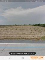 L141 ขายที่ดิน 18 ไร่ ติดถนน 2 ด้าน ใกล้วงแหวนต่างระดับ อ่อนนุช-ลาดกระบัง ใกล้สุวรรณภูมิ