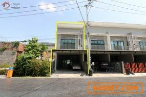 ขายทาวน์โฮม hanya Town Sukumvit 113 สำโรงเหนือ เมืองสมุทรปราการ ใกล้รถไฟฟ้า ธัญญ ทาวน์ สุขุมวิท 113