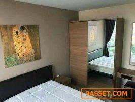 ถูกและสวยที่สุด คอนโด ชีวาทัย รามคำแหง 1 ห้องนอน  1 ห้องน้ำ  พื้นที่ 35.8 ตรม full furnished พร้อมเครื่องไฟฟ้า