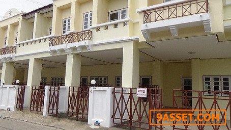 """ขายทาวน์เฮาส์บ้านชมผกา """"ในบางใหญ่ซิตี้"""" จ.นนทบุรี โทร.025950505–13 กด 1 (ทุกวัน)"""