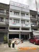ขายอาคารพาณิชย์ 4 ชั้น ขนาด 22ตรว ถนนเสนานิคม1 ซอย26  ลาดพร้าว-วังหิน