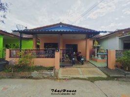 ขายบ้านพัทยาราคาถูกมาก หมู่บ้านสวนธิวารี  ซอยทัพพระยา15  37 ตารางวา
