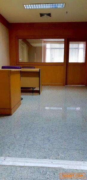 ขายสำนักงานในตึก จิวเวอร์รี่ เทรด เซ็นเตอร์ Jewelry Trade Center Space พื้นที่ 61.42 ตรม.