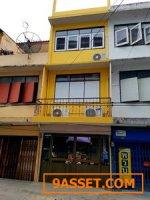 ให้เช่าตึกแถว ซอยวัดดาวคนอง (เจริญนคร 65) 3ชั้นครึ่งมีชั้นลอย บ้านทำใหม่ทั้งหลัง