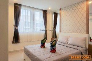 SALE Condo Amazon Residence Pattaya,  35 SQ.M.,Building 1, 7th Floor