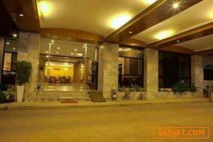 ขายด่วน โรงแรม สูง7ชั้น 3ไร่ 1งาน 37ตร.วา รวม 3โฉนด ทำเลทองในชุมพร น่าลงทุนสุดๆ ห้องพักรวม 138 ห้อง