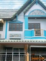 B61-0594 ขายบ้าน รัตนธานี Baan Rattanathanee บ้านสวยพื้นที่ห้องนอนกว้าง