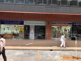 รหัส R635 ให้เช่าพื้นที่ชั้นล่าง ติดสถานี BTS เพลินจิต อาคารมหาทุนพลาซ่า