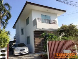 (เช่า) FOR RENT NAKKEELA LAEMTHONG VILLAGE / 2 beds 2 baths / 46 Sqw.**18,000** Fully Furnished.