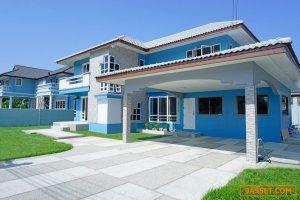 ขายบ้านเดี่ยว หมู่บ้านชวนชื่นกรีนวิลล์ พุทธมณฑลสาย 2 บ้านสวยหลังใหญ่ ทำเลดี โครงการคุณภาพ.!!!