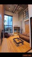 ขายบ้านเดี่ยว หมู่บ้านเนอวาน่า บียอนด์ พระราม 9 แปลงมุม 3 ชั้น บ้านสไตล์ Loft