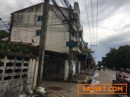 ขายที่ดิน245ตารางวาซอยธรรมบูชา1 ต.ในเมือง เมืองพิษณุโลก
